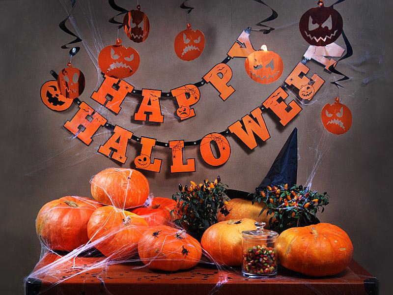 adornos hallowen