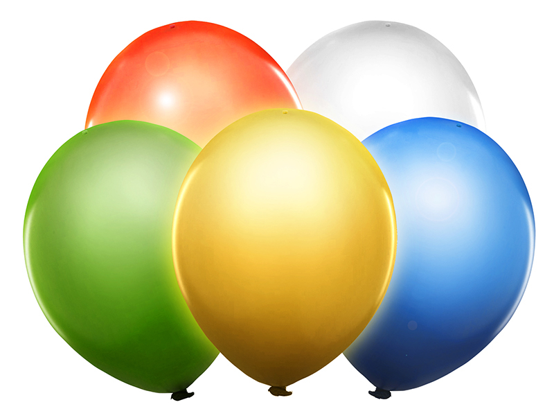 globos color led
