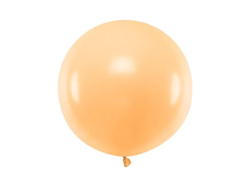 globo grande melocoton
